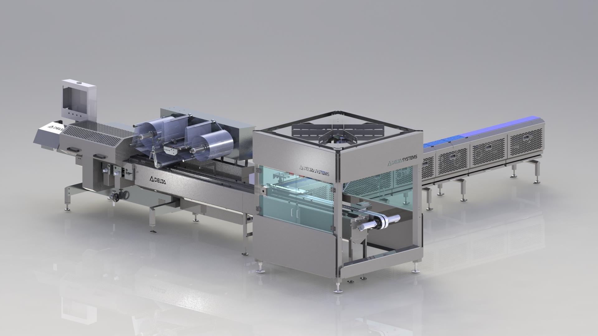 VEGATRONIC 2000   Ilapak - Packaging Machines, Horizontal